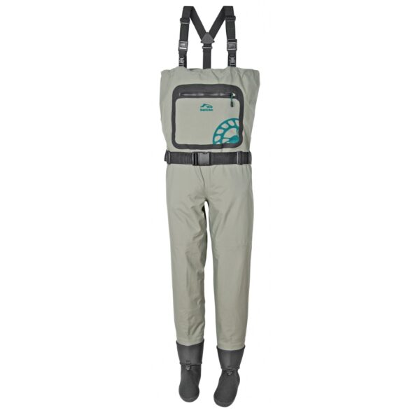 Waders Ultrasonic Respirant 4 couches pour la pêche