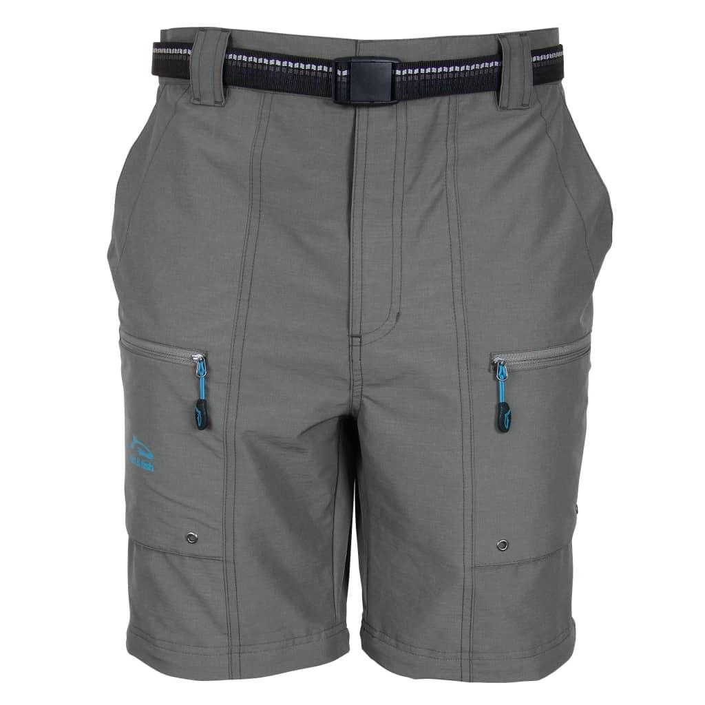 Pantalon de pêche Guide kaki transformable en short