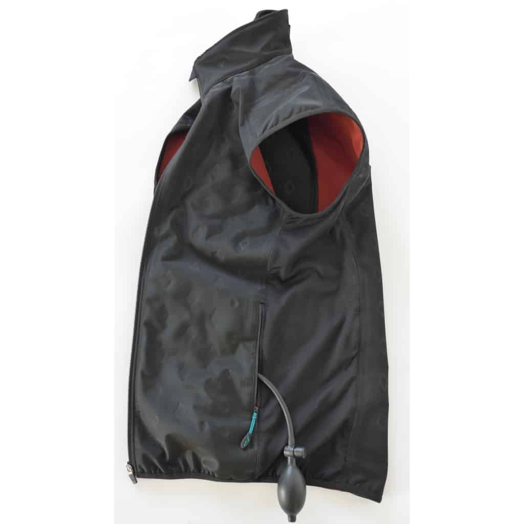 Gilet gonflable thermique