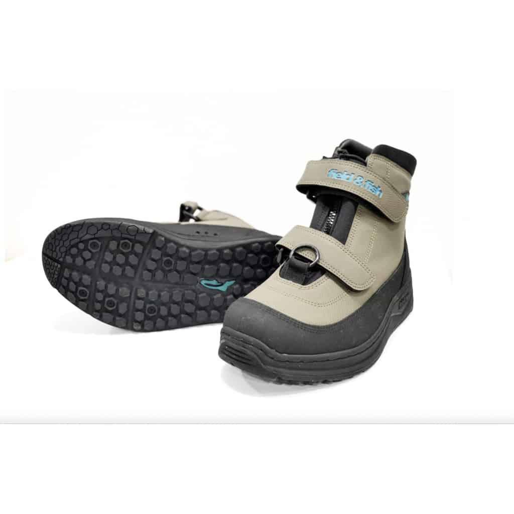 Chaussures de pêche Waders Light RUBBER