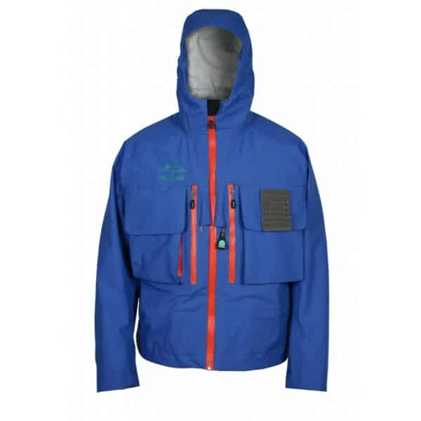 Veste de pêche Expert blue Sonic